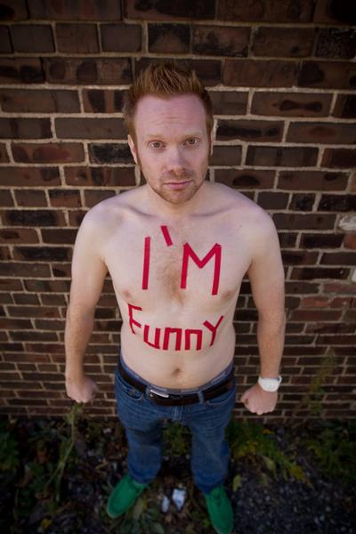 Dark Horse Comedy Club: Nathan Macintosh, Neko White & Adam Strauss